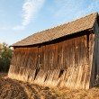 Vintage rustical barn — Stock Photo