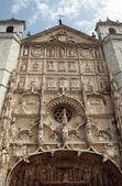 Church of San Pablo, facade — Stock Photo