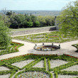 Garden in Escorial — Stock Photo #13391471