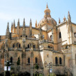 Cathedral in Segovia — Stock Photo