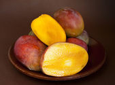 Ripe mango — Stock Photo