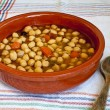 Chickpeas — Stock Photo #17135051