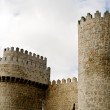 Royalty-Free Stock Photo: Towers of castle Avila