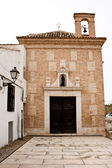 Church of San Roque — Stock Photo