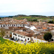 View of Chinchon — Stock Photo