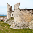 castle of chinchon — Stock Photo