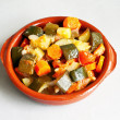 Stewed vegetables — Stock Photo #25468157