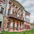 Stock Photo: The abandoned mansion