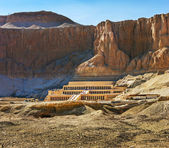 Memorial Temple of Hatshepsut . Luxor, Egypt — Stock Photo