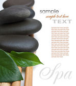 Spa relaxation treatments — Stock Photo