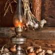 Kerosene lamp — Stockfoto