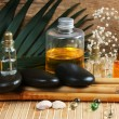 Still-life subjects of relaxing spa — Stockfoto
