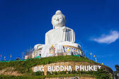 Big Buddha monument in Thailand — Stock Photo