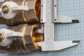 детали трубопровода — Стоковое фото