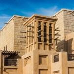DUBAI, UAE - NOVEMBER 15: View of the Souk Madinat Jumeirah — Stock Photo #28611337