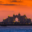 Atlantis Hotel  in Dubai. UAE — Foto Stock