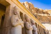 Memorial Temple of Hatshepsut . Luxor, Egypt — Stock Photo