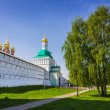 Monastery in Sergiev Posad — Stock Photo