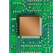 Close up of circuit board — Stock Photo