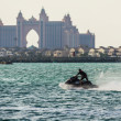 Atlantis Hotel  in Dubai. UAE. November 17, 2012 — 图库照片