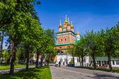 セルギエフ ・ ポサード修道院 — ストック写真