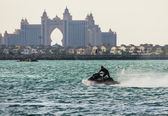 Atlantis Hotel in Dubai. UAE. November 17, 2012 — Stock Photo