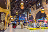 Battuta Mall is the most beautiful supermarket in Dubai — Stock Photo