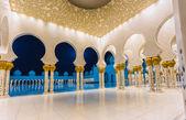 The Shaikh Zayed Mosque — Stockfoto