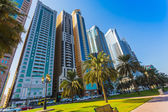 Sharjah - third largest and most populous city in UAE — Stock Photo