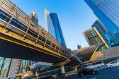 迪拜 地铁站 — 图库照片