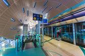 Dubai Metro — Stok fotoğraf