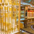 Stock Photo: Gold market in Dubai