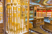 Gold market in Dubai — Stock Photo
