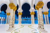 Mešita zayeda šajch — Stock fotografie