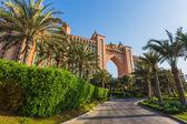 Atlantis Hotel in Dubai, UAE — Stock Photo