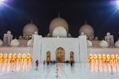 The Shaikh Zayed Mosque — Stock Photo