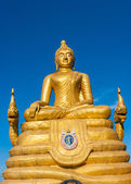 12 meters high Big Buddha Image — Stock Photo