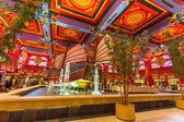 Battuta Mall is the most beautiful supermarket in Dubai — Stock Photo
