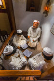 Ancient Islamic School, Heritage Village — Stock Photo