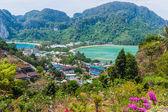 ピピ島の美しい景色 — ストック写真