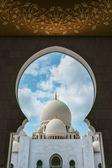 The Shaikh Zayed Mosque — ストック写真