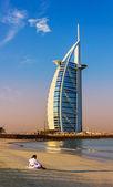 Burj al arab hôtel sur 15 novembre 2012 à dubaï — Photo