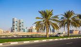Buildings in Sharjah — Stock Photo