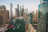Dubai Marina. UAE — Stock Photo