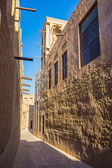 Arabské ulice v dubaji — Stock fotografie