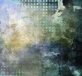 Abstract mixed media — Stock Photo