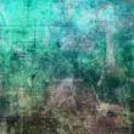 Blue green art grunge — Stock Photo #34620325