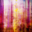 Light texture on striped mixed media — Stock Photo