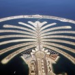 Jumeirah Palm Island Development In Dubai - Stockfoto