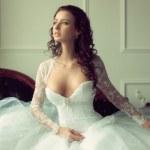 Невеста — Stock Photo
